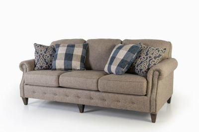 Picture of RUNAROUND STONE UPHOLSTERED SOFA