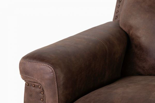 Picture of STALLONE ALL LEATHER SOFA
