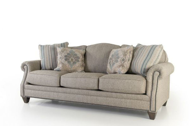 Picture of TILLY SLATE UPHOLSTERED LIVING ROOM SET
