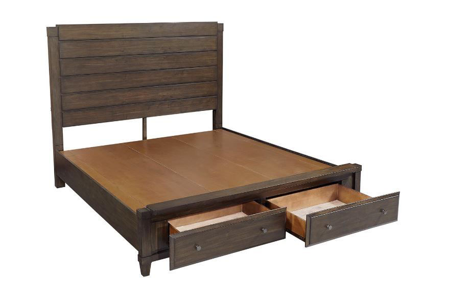 Picture of EASTON KING STORAGE BED