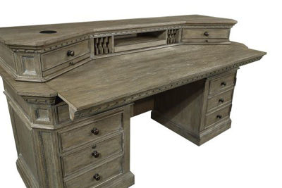 Picture of BELLE MAISON COMPUTER CREDENZA DESK