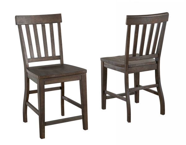 Picture of CAYLA COUNTER HEIGHT CHAIR