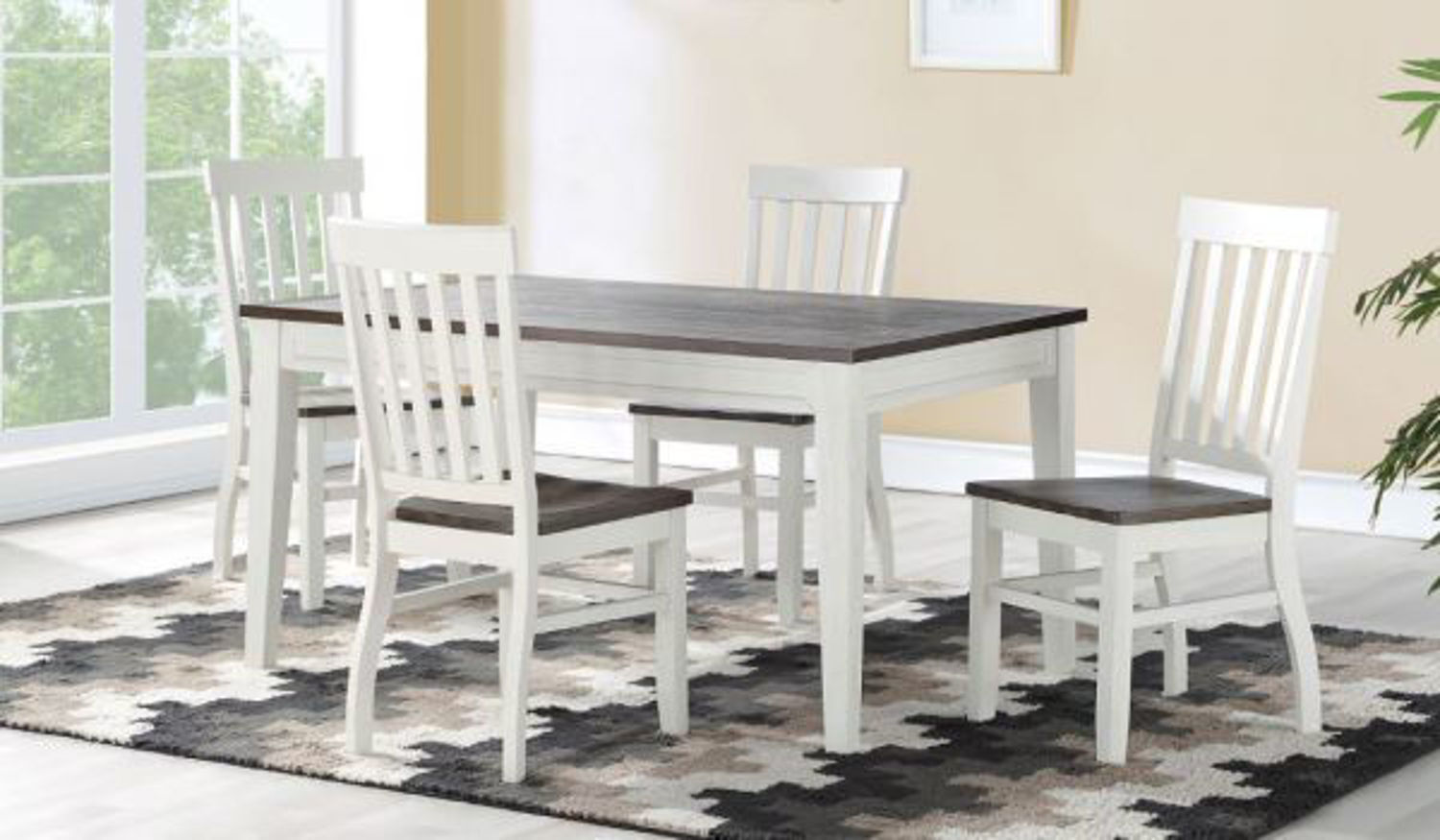Picture of CAYLIE RECTANGULAR DINING SET