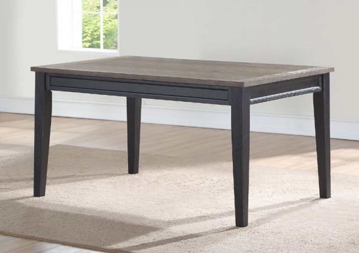 Picture of RAVEN NOIR DINING TABLE