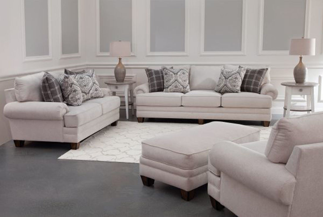 Picture of WALDEN UPHOLSTERED LIVING ROOM SET