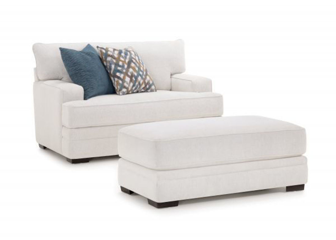 Picture of ROWAN UPHOLSTERED CHAIRHALF