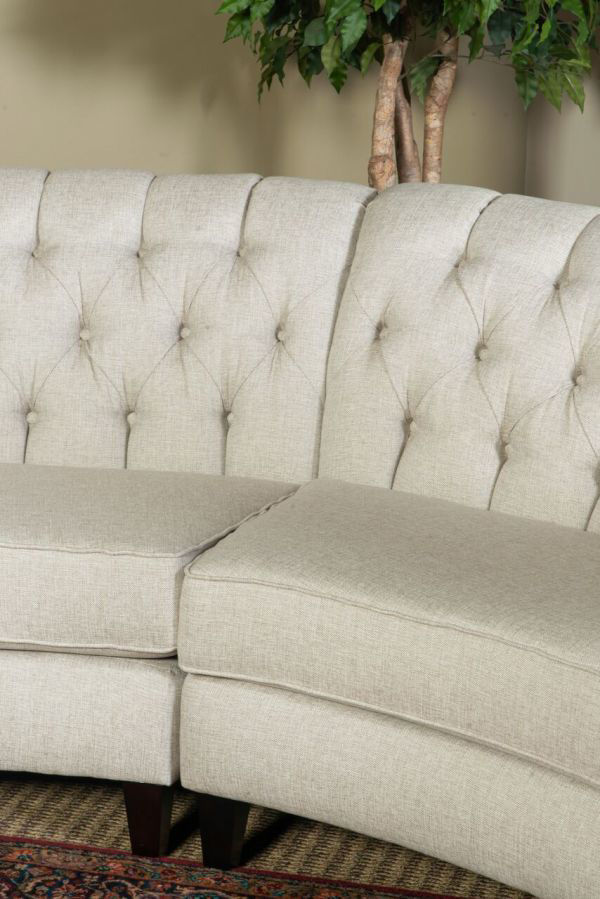 Picture of INGRID UPHOLSTERED SECTIONAL