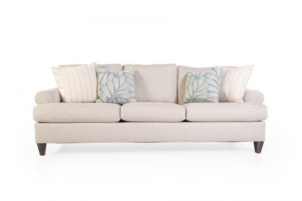 Picture of HANSON SAND UPHOLSTERED SOFA