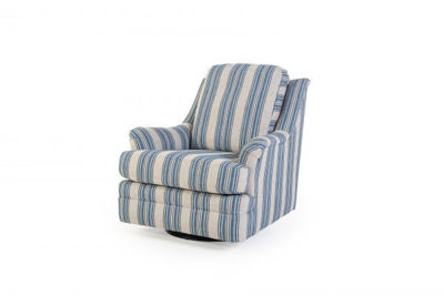 Picture of KAIS UPHOLSTERED SWIVEL GLIDER