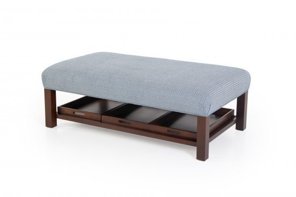 Picture of KAIS UPHOLSTERED COCKTAIL OTTOMAN