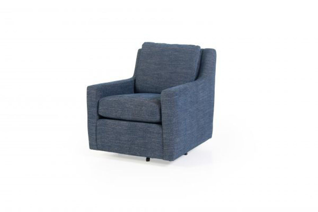 Picture of SIGNAL UPHOLSTERED SWIVEL CHAIR