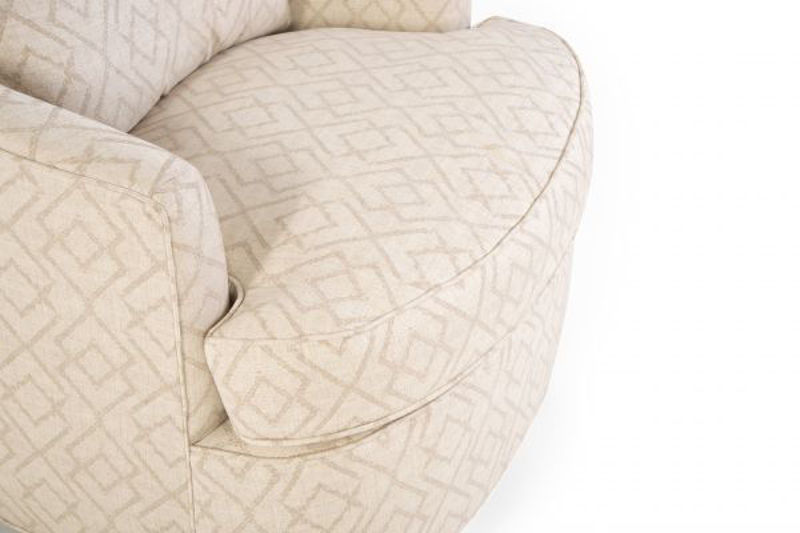 Picture of INTERFACE UPHOLSTERED SWIVEL CHAIR