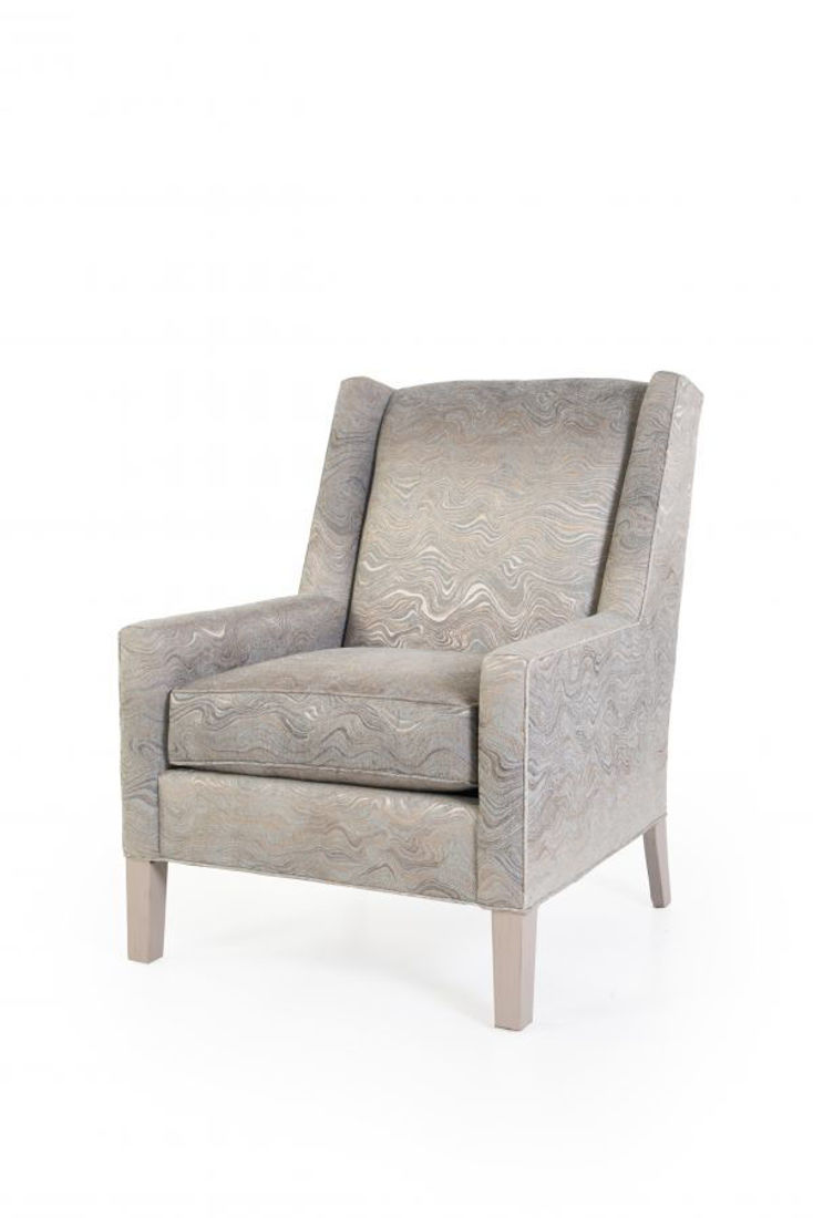 Picture of FLEEK UPHOLSTERED WING CHAIR