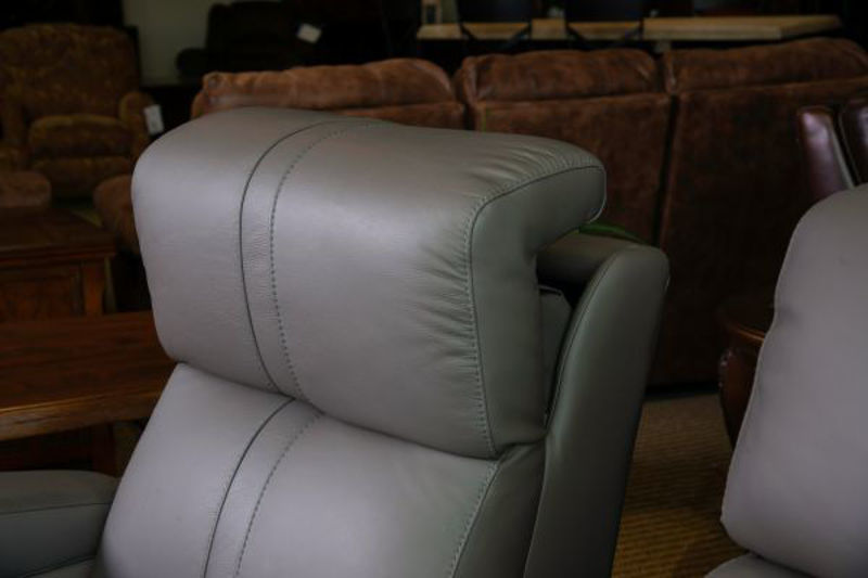 Picture of FLICKS LEATHER POWER RECLINING THEATER SEATS
