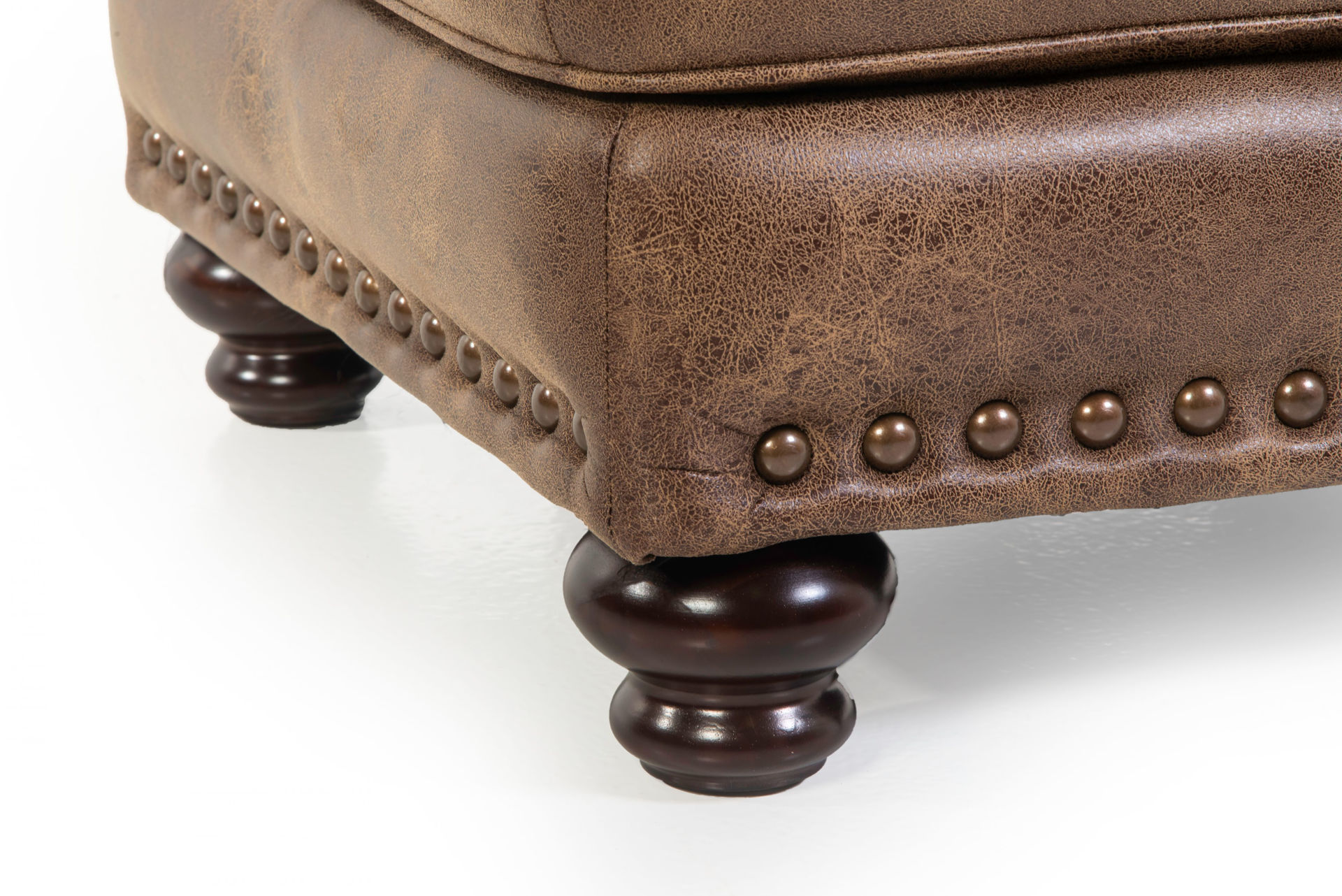 Picture of SHERIDAN UPHOLSTERED OTTOMAN