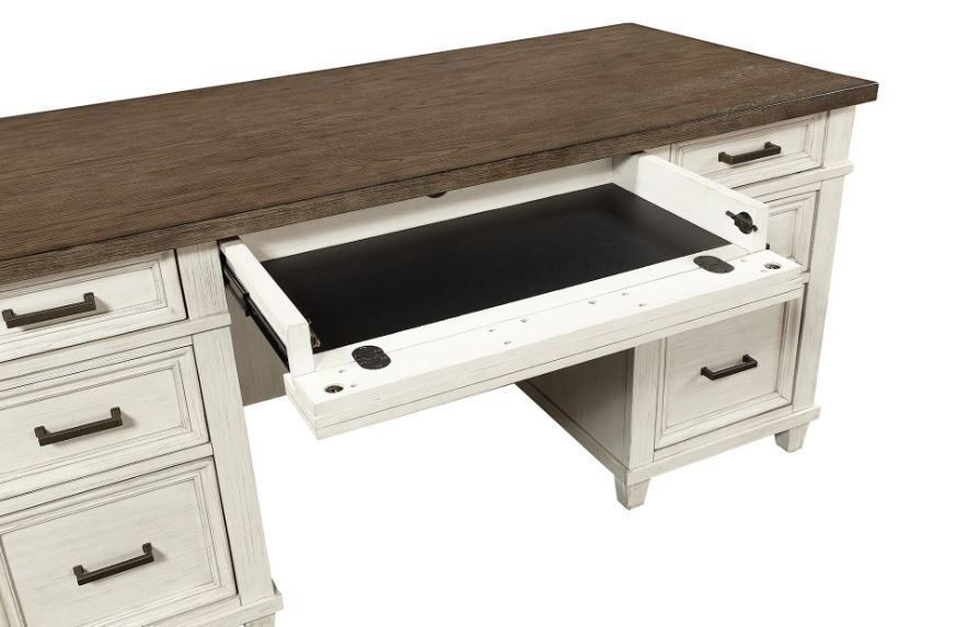 """Picture of CARAWAY 66"""" EXECUTIVE DESK"""