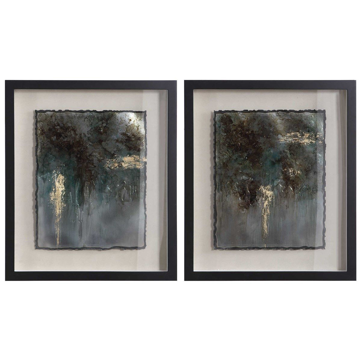 Picture of RUSTIC PATINA FRAMED PRINTS