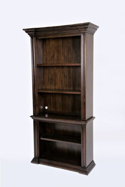 Picture of GRAND CLASSIC OPEN BOOKCASE