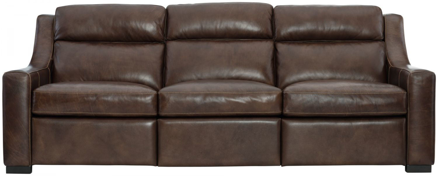 Bernhardt Foster Leather Sofa Reviews | Review Home Co