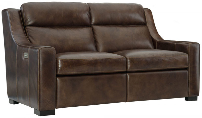 Picture of GERMAIN ALL LEATHER POWER RECLINING LOVESEAT