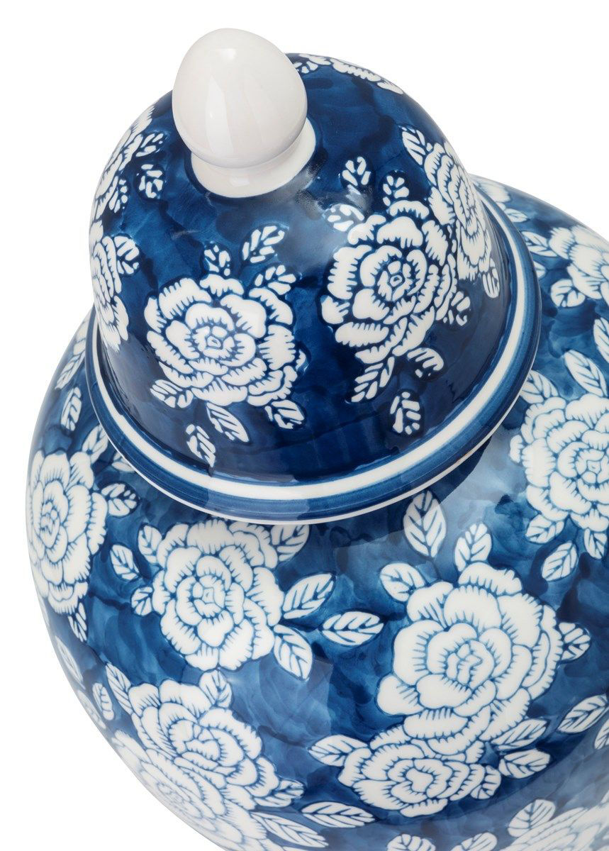 Picture of REMY SMALL CERAMIC LIDDED JAR