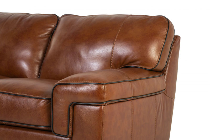 Picture of MACCO LEATHER LOVESEAT