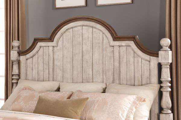 Picture of PLYMOUTH KING POSTER BEDROOM SET
