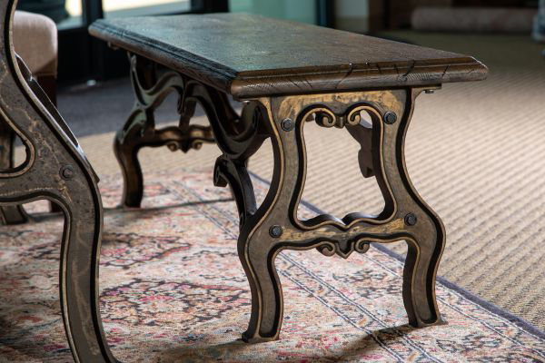 Picture of FOUNDRY SOLID WOOD DINING SET