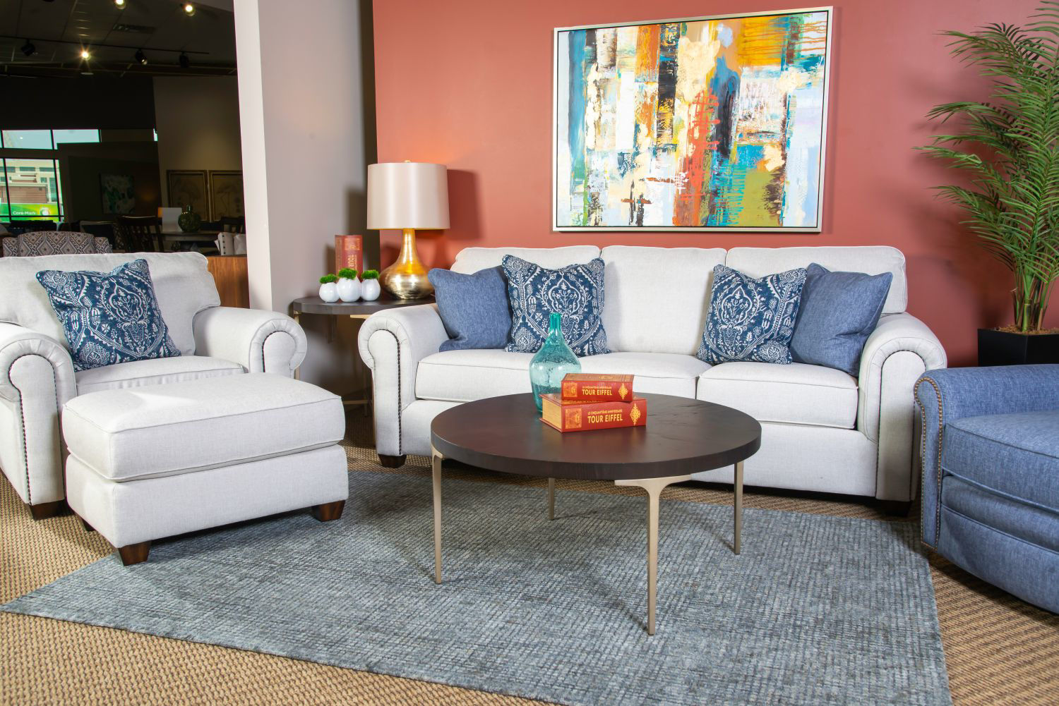 Picture of CARSON LIVING ROOM SET