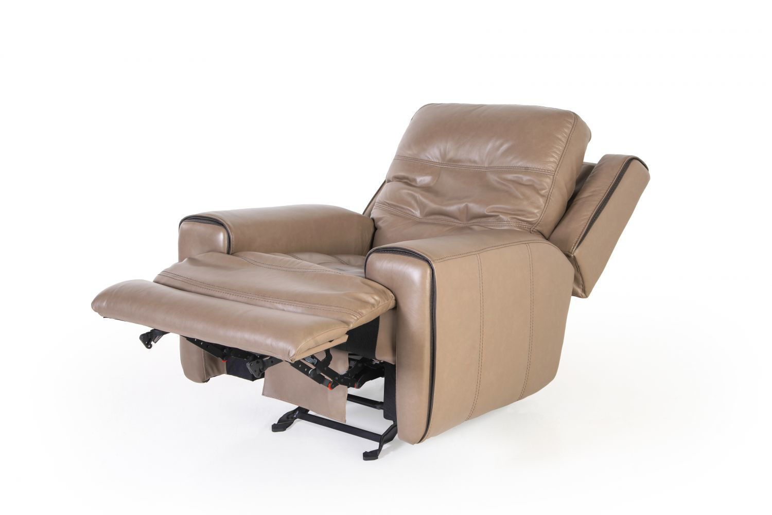 Picture of WICKLOW LEATHER POWER GLIDING RECLINER