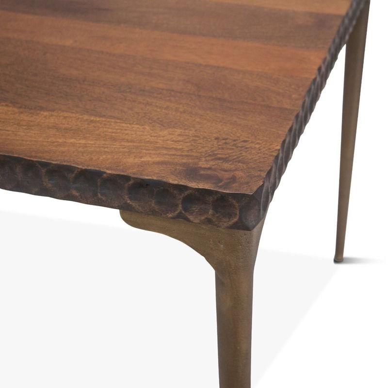 "Picture of SANTA CRUZ RECTANGULAR 78"" DINING TABLE"