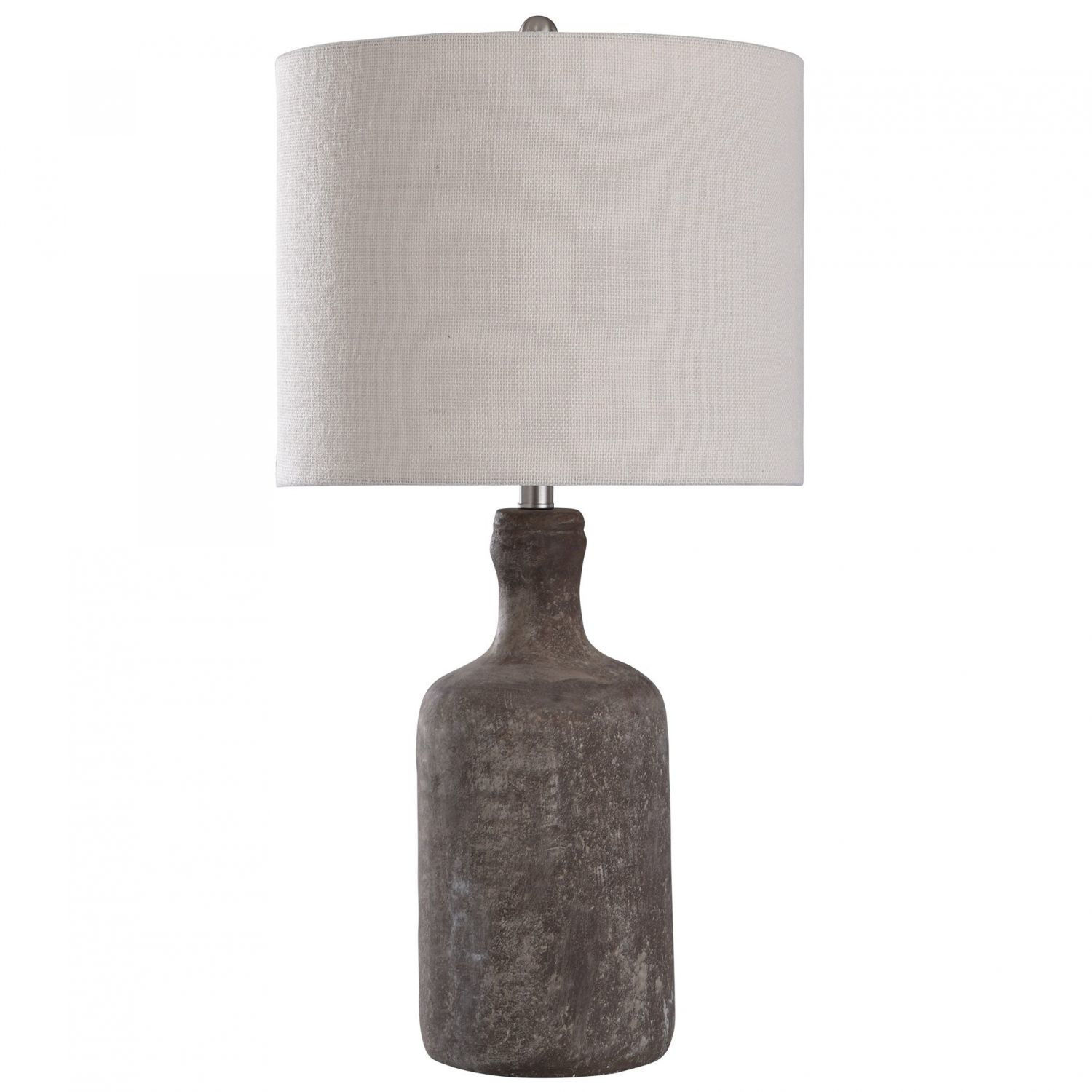 Picture of OLNEY GRAY TABLE LAMP