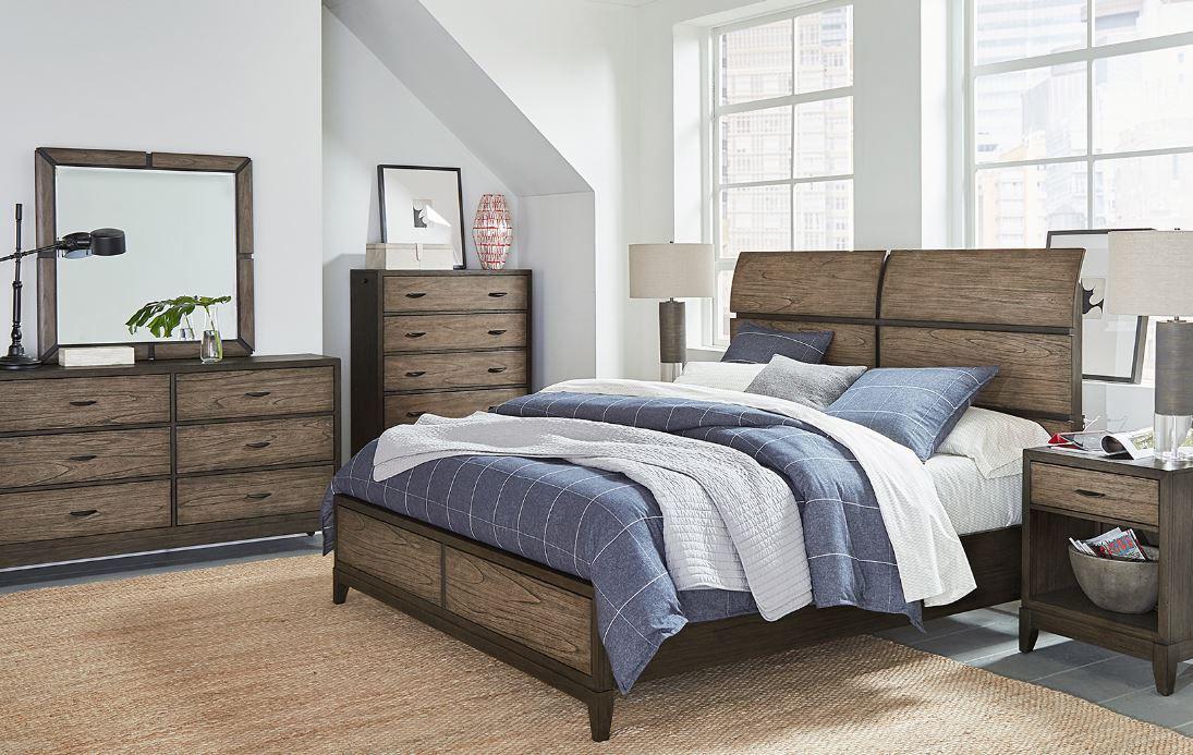 Westlake King Sleigh Bedroom Set By Aspen Home Furniture Texas Furniture Hut