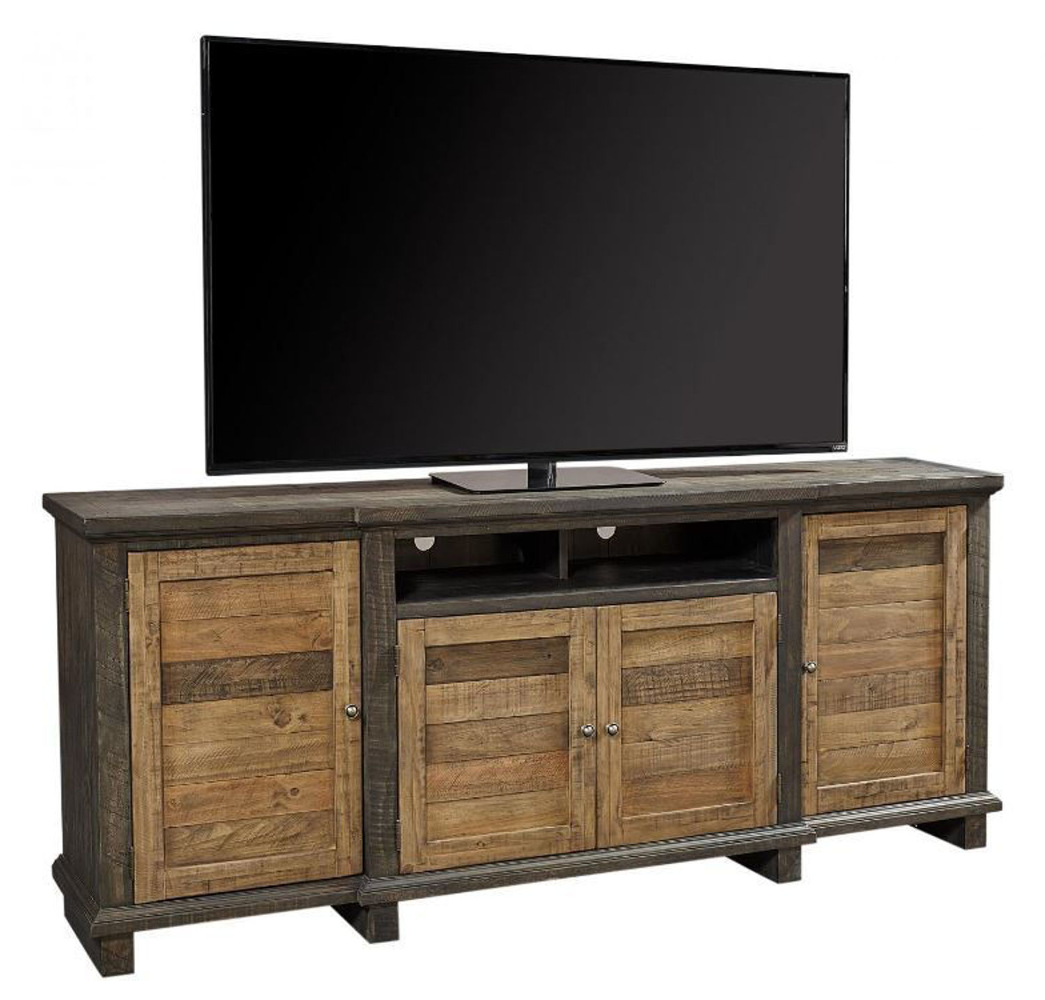 "Picture of SUFFOLK 86"" TV CONSOLE"