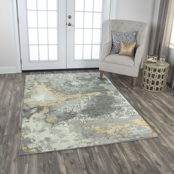 Picture of ARTISTRY GRAY RUG