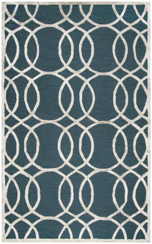 Picture of MONROE TEAL RUG
