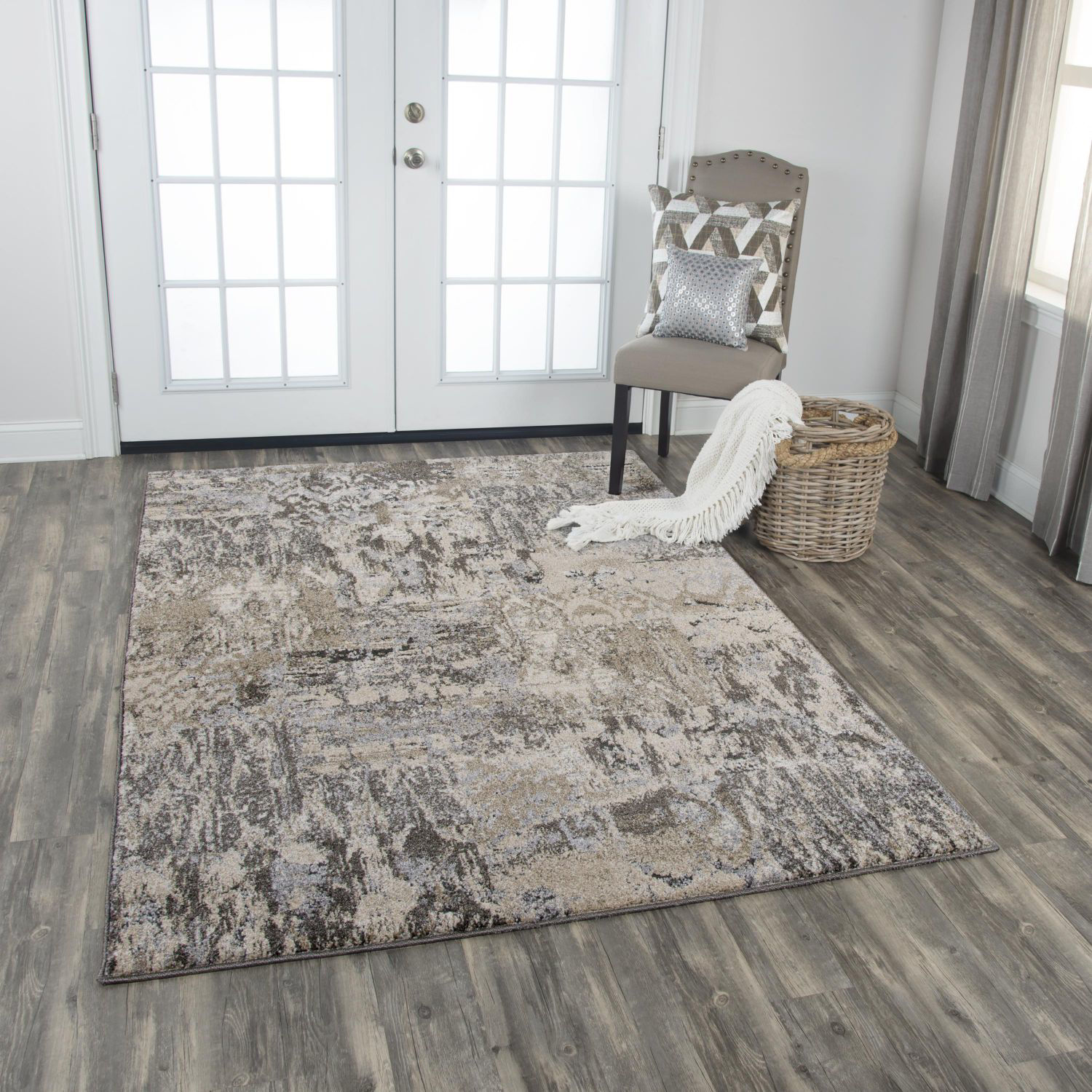 Picture of VALENCIA BEIGE RUG