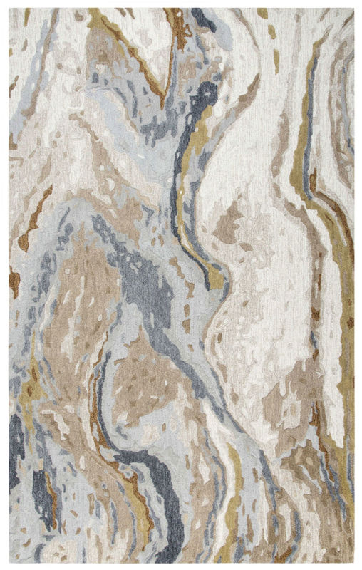 Picture of VOGUE BEIGE WOOL RUG