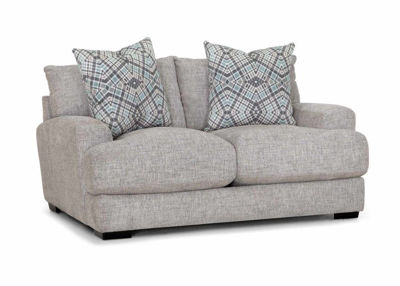 Picture of CROSBY UPHOLSTERED LOVESEAT