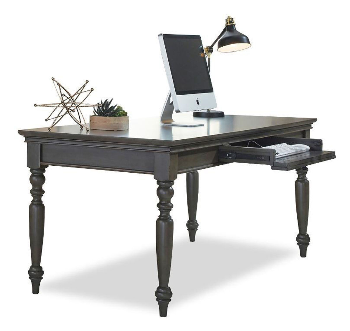 """Picture of OXFORD 72"""" WRITING DESK"""