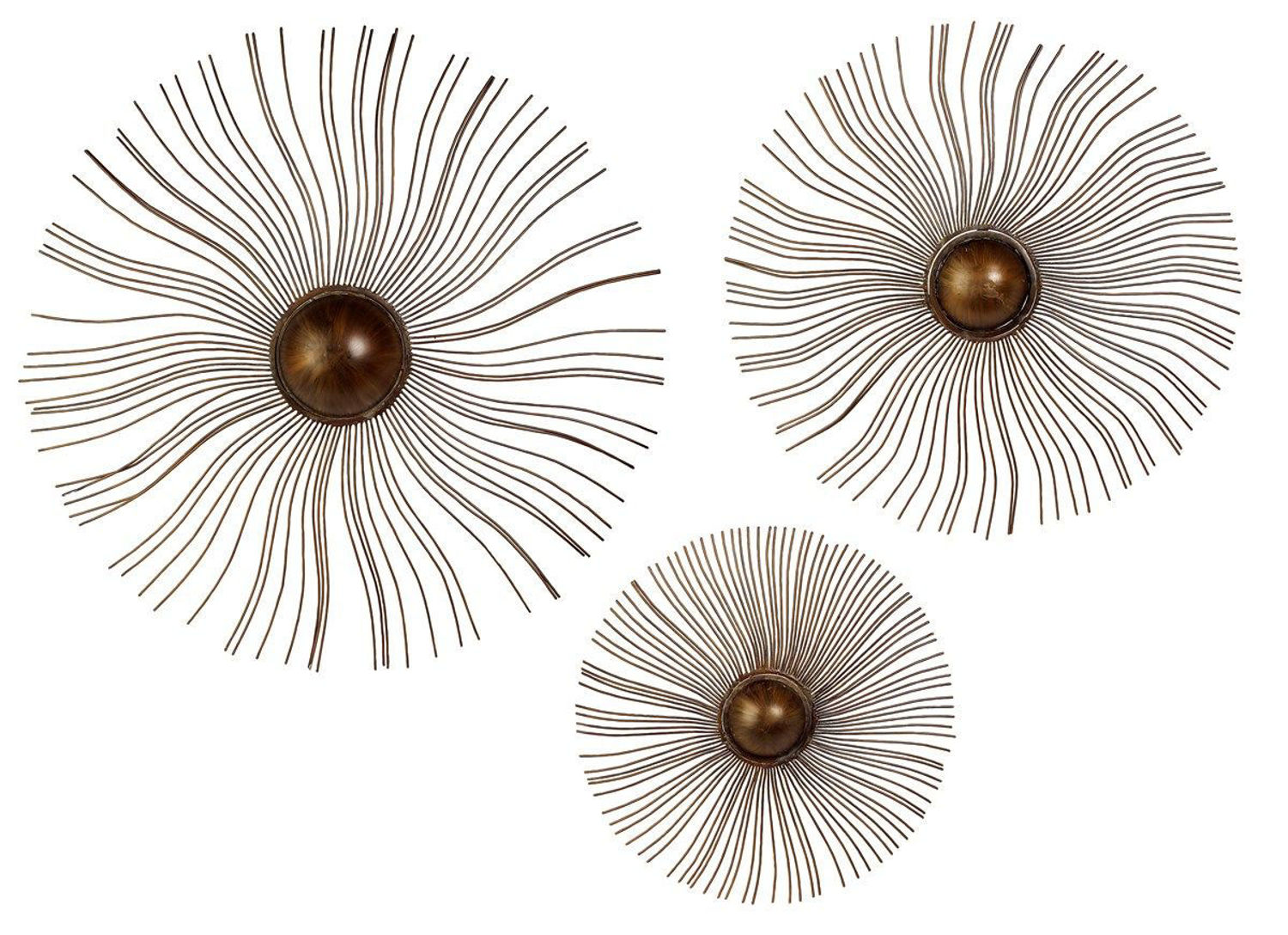 Picture of SUNBURST WALL MEDALLIONS