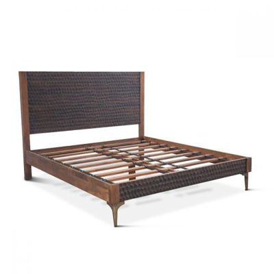 Picture of SANTA CRUZ TWO-TONE PLATFORM QUEEN BED