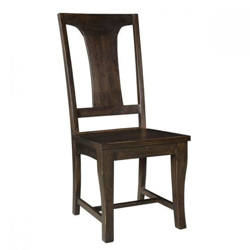 Picture of NIMES WOOD SOLID WOOD SIDE CHAIR