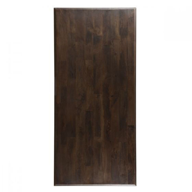 """Picture of NIMES 98"""" SOLID WOOD DINING TABLE"""