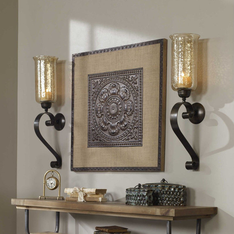 Picture of JOSELYN CANDLE SCONCE