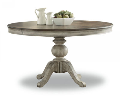 Picture of PLYMOUTH ROUND PEDESTAL DINING TABLE