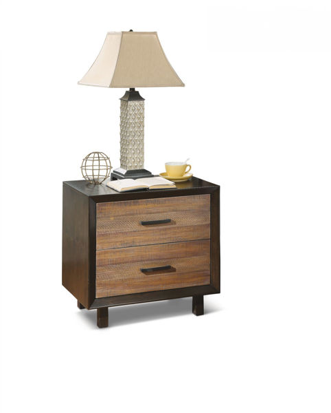 Picture of ALPINE NIGHT STAND