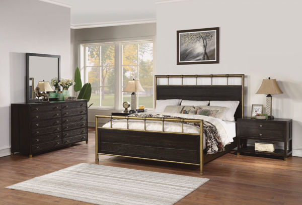 Picture of COLOGNE QUEEN PANEL BEDROOM SET