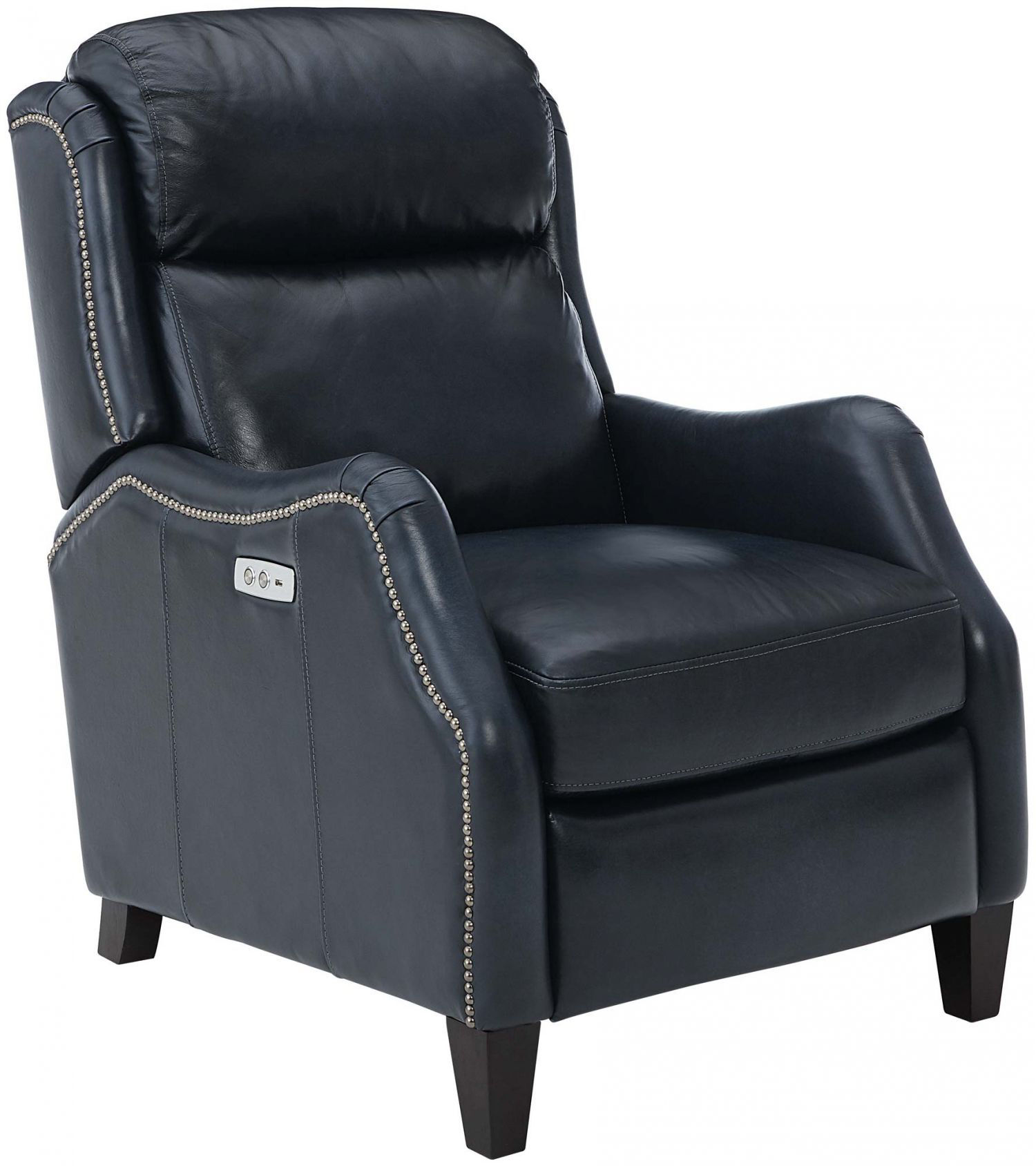 Picture of ISAAC POWER LEATHER RECLINER