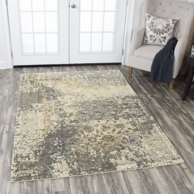 Picture of SP.O. GOSSAMER B. WOOL RUG